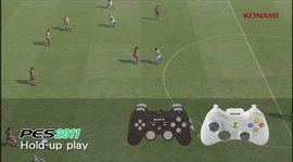 PES 2012  - Gameplay - Hold-up play