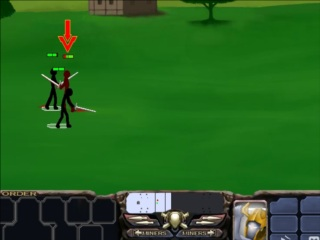 Stick wars 2 order empire strategy flash game onlinegamesector com