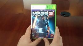 Mass Effect 3 - unboxing