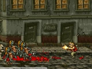 Game Metal Slug Rampage