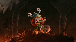 Rayman Legends - trailer (leak)