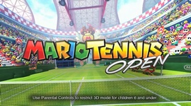 Mario Tennis Open - cusomization