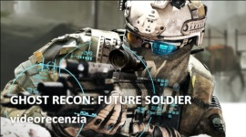 Ghost Recon Future Soldier - videorecenzia