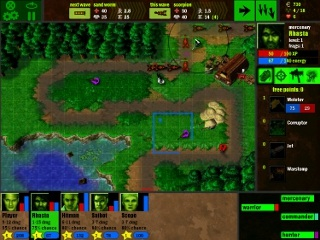 flash games tower defence