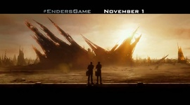Enders Game - filmov� trailer 3