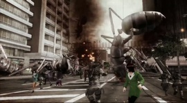 Earth Defense Force 2025 - Fencer