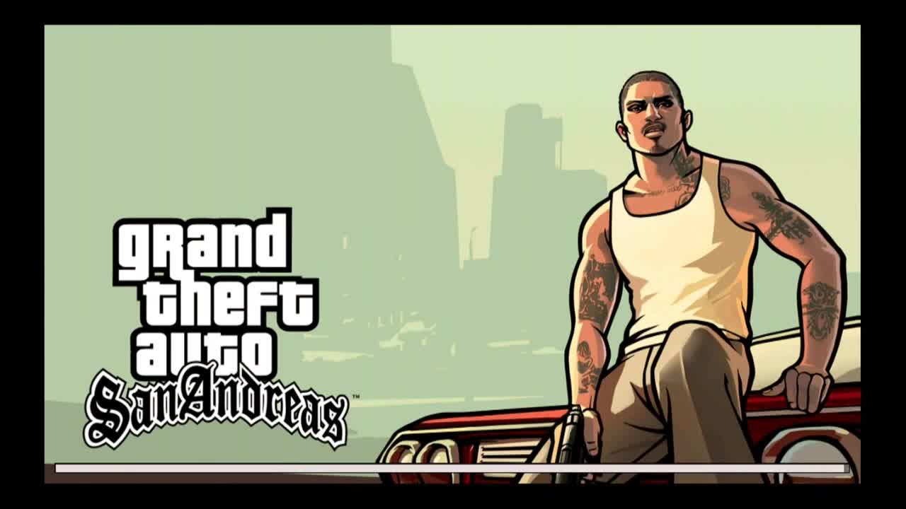 GTA San Andreas - iOS gameplay