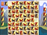 flash hra Magic quilt Solitaire