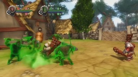 Orc Attack: Flatulent Rebellion  - Combo trailer
