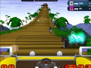 Coaster Racer 3 - Sport Flash game | Onlinegamesector.com