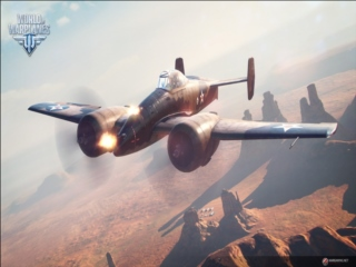 World of Warplanes  (update 1.3)