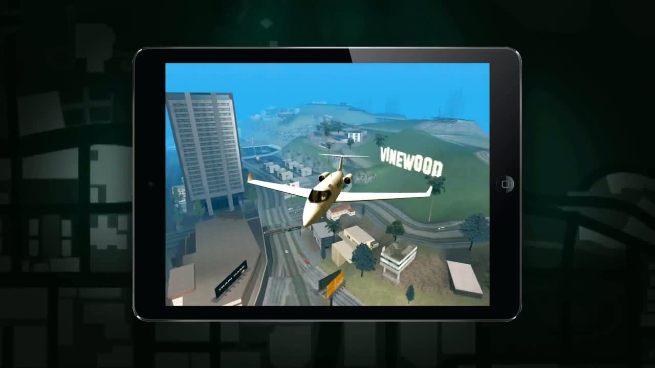 GTA: San Andreas - Official Mobile Game trailer
