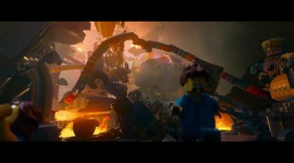 Lego Movie - Man of Plastic - filmov� trailer