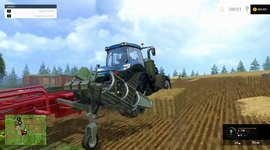 Farming Simulator 15 � Bale Handling