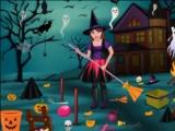 Halloween Celebration Clean Up