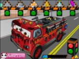 Tom Wash Fire Truck