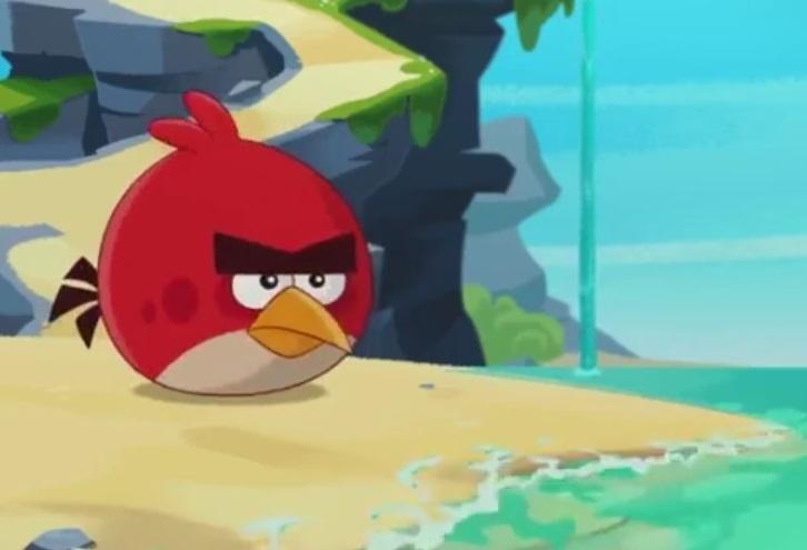 Angry Birds Toons II. #5 - Potop sa alebo plávaj