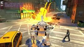 GTA IV - Robocop ED-209