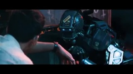 Chappie - filmov� trailer