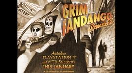 Grim Fandango remaster - trailer