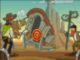flash hra Smokin Barrels 2