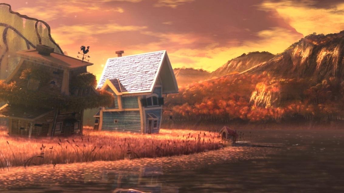 Domov sladký domov