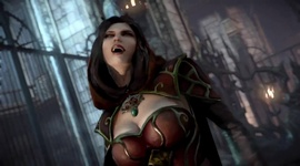Castlevania Lords of Shadow 2 - launch