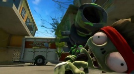 Plants vs Zombies Garden Warfare - launch