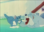 Tom a Jerry - Opusten� my�