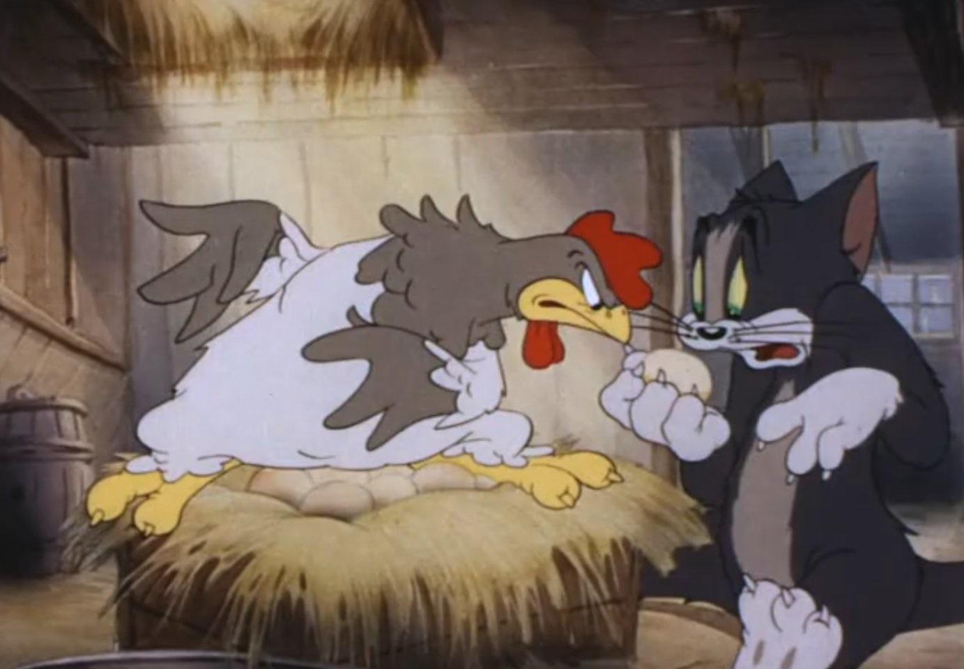 Tom a Jerry #8 - Farma