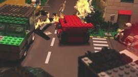 LEGO GTA V - Stop motion video