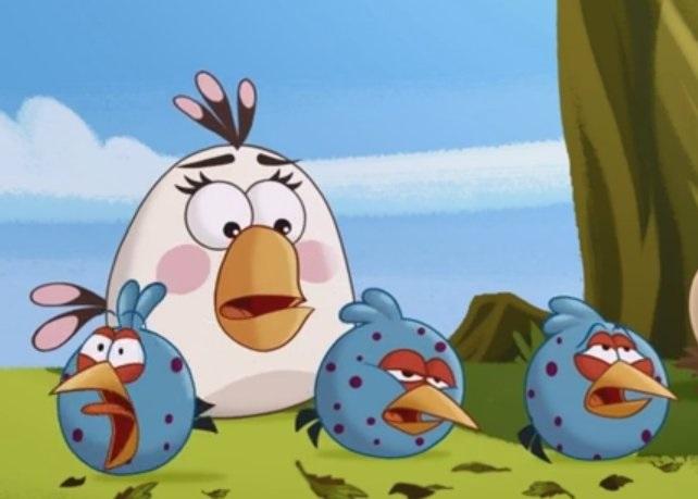Angry Birds Toons #45 - Vtáčia chrípka