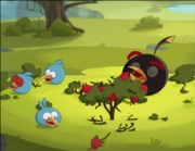 Angry Birds #48 - Shrub It