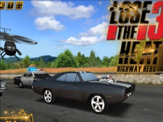 Lose The Heat 3: Highway Hero - Sport Unity game | Onlinegamesector.com