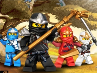 Ninja Go Spinjitsu Snakedown