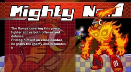Mighty no. 9 - gameplay