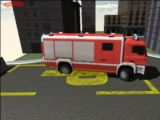 3D Firefighter parking