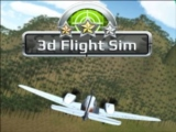 flash hra 3D FlightSim