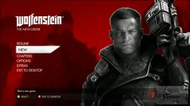 Wolfenstein: New Order - 30 min