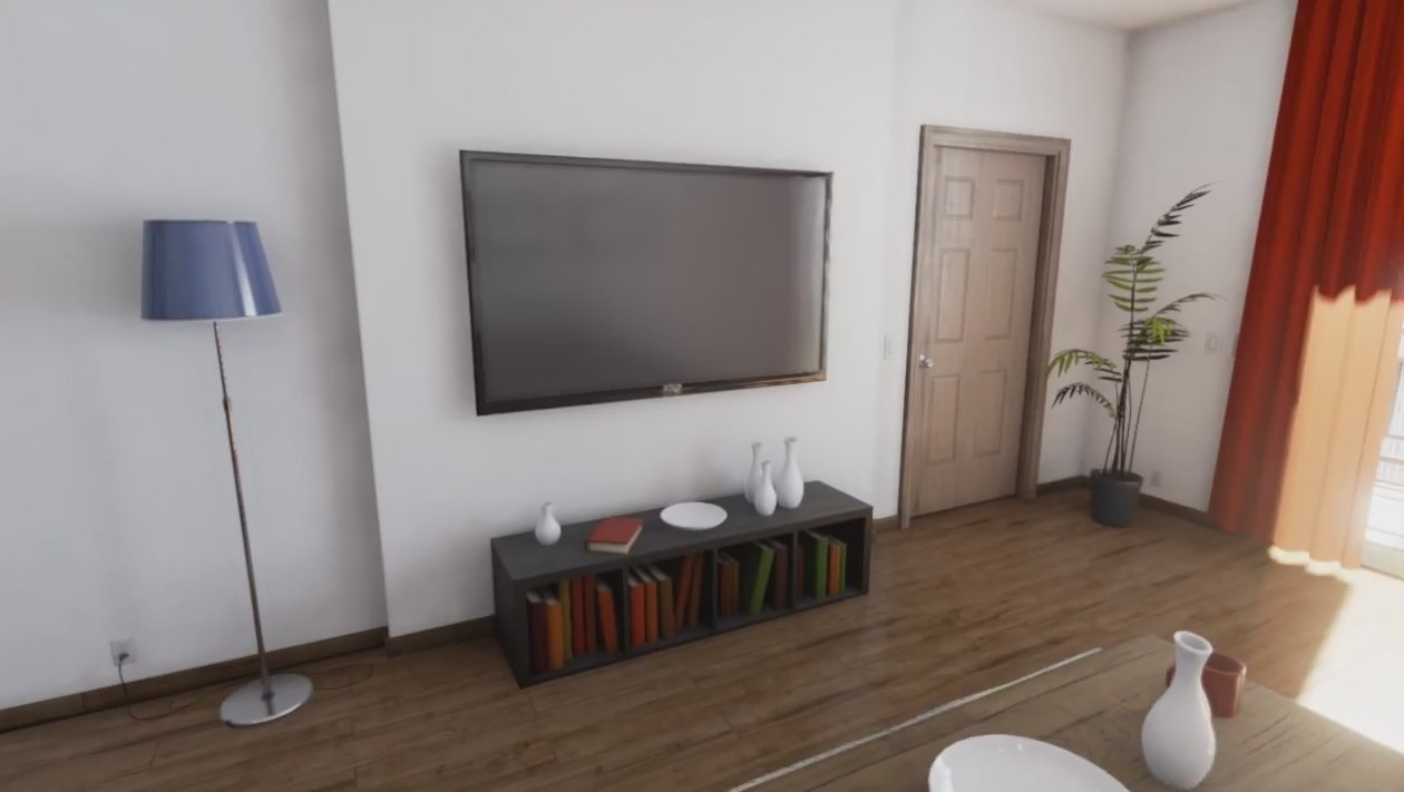 Unreal Engine 4 - Room techdemo - demo | fullgames sk