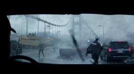 Godzilla - Courage - filmov� trailer