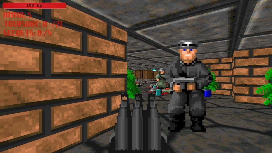 Wolfenstein 3D: The Final Solution - Free Game