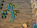 flash hra Prince vs Zombies