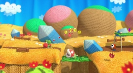 Yoshi's Woolly World E3 2014 Trailer