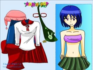 Kazaki Dress Up
