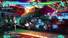 Persona 4 Arena Ultimax - Marie Trailer