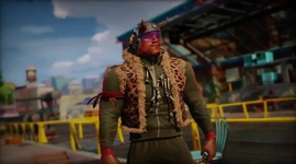 Sunset Overdrive - Character customization