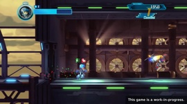 Mighty No. 9 - Absorb