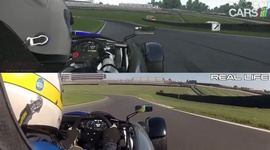 Project Cars vs real live - Ariel Atom