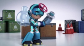 Mighty no.9 - TV show